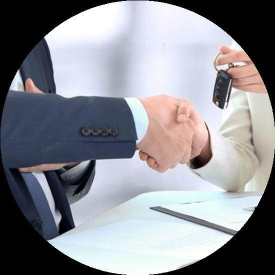 Оформление договоров купли-продажи