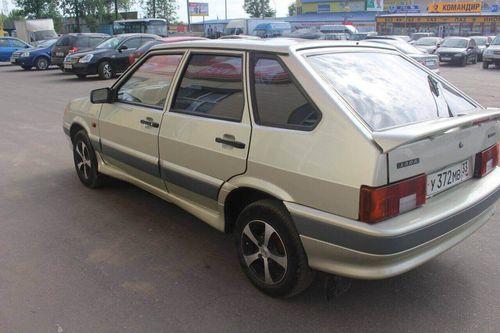 ВАЗ LADA 2114 Samara